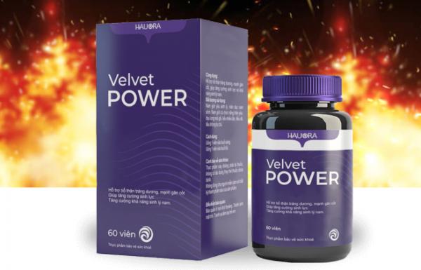 Velvet Power (viên uống hàng ngày)