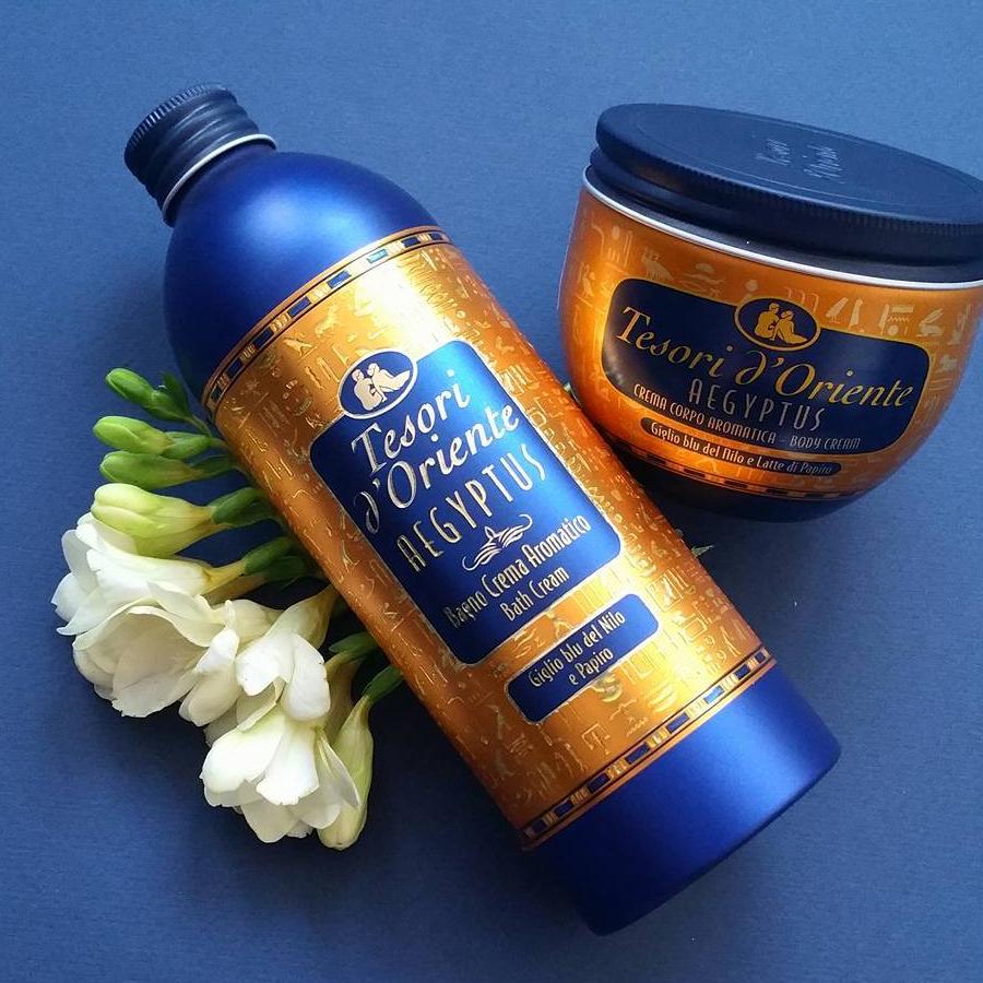 Tesori D' Oriente - Thương hiệu sữa tắm - nước hoa từ Ý