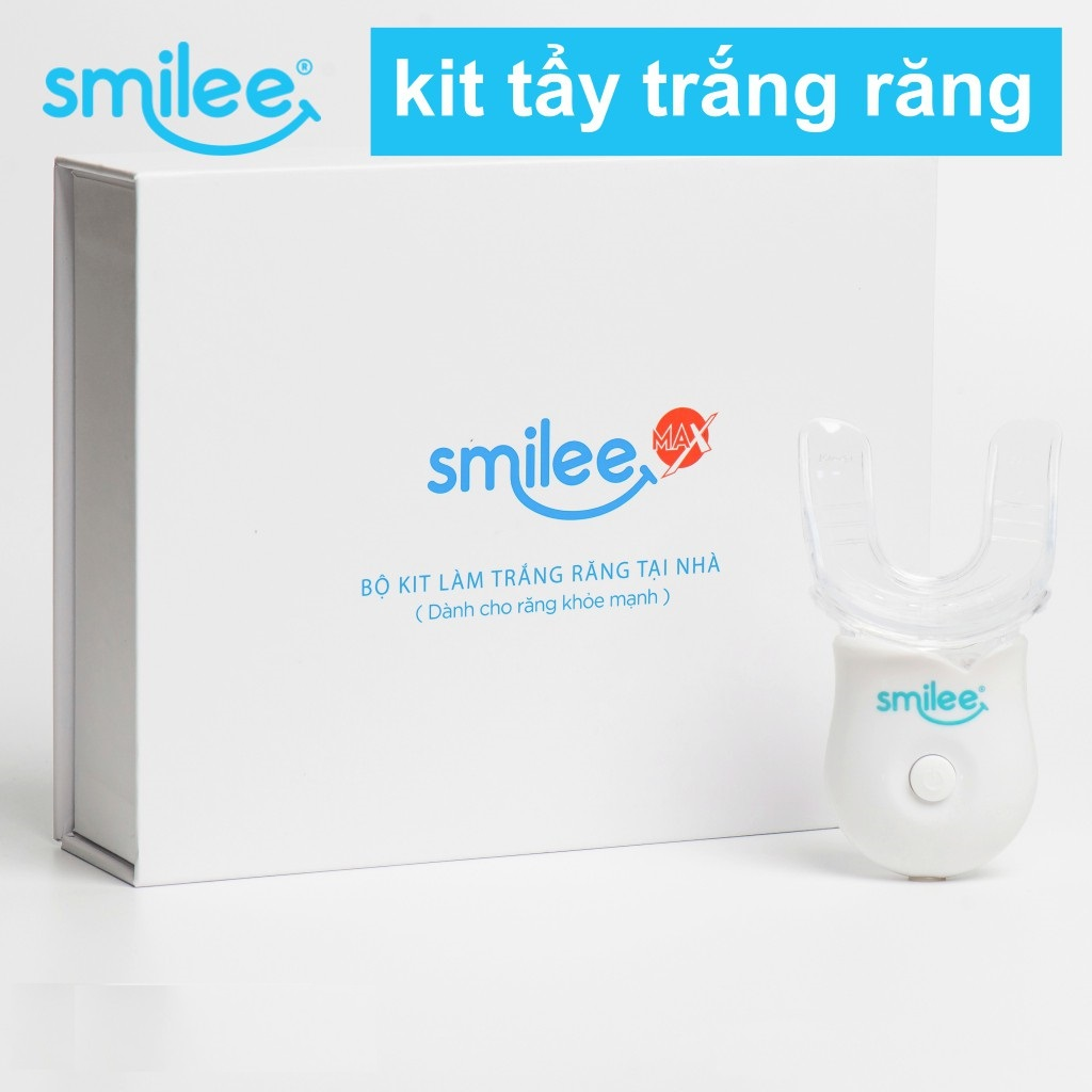 Kit Tẩy Trắng Răng Smilee