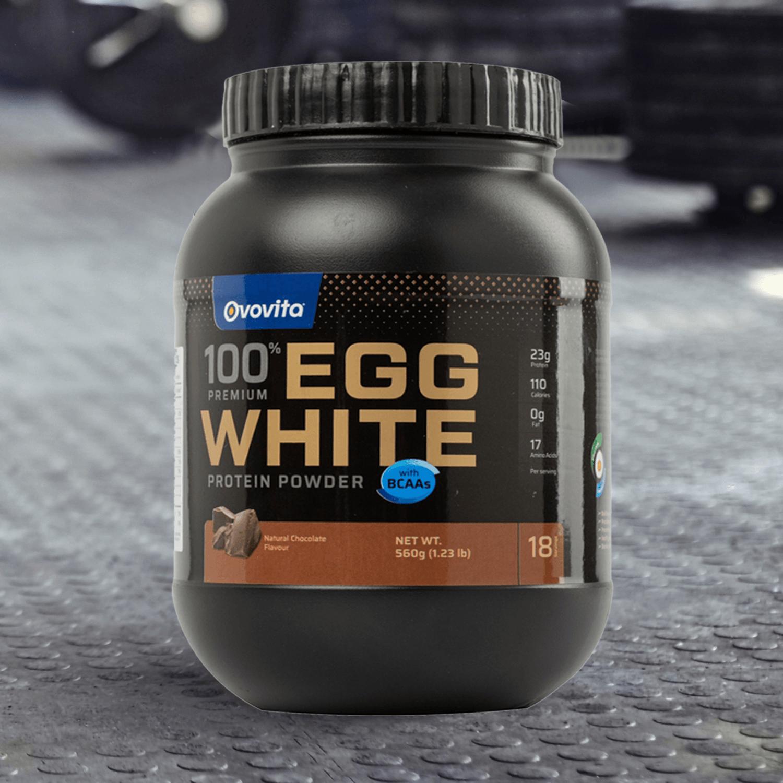 Ovovita - Protein Egg White For Gymer