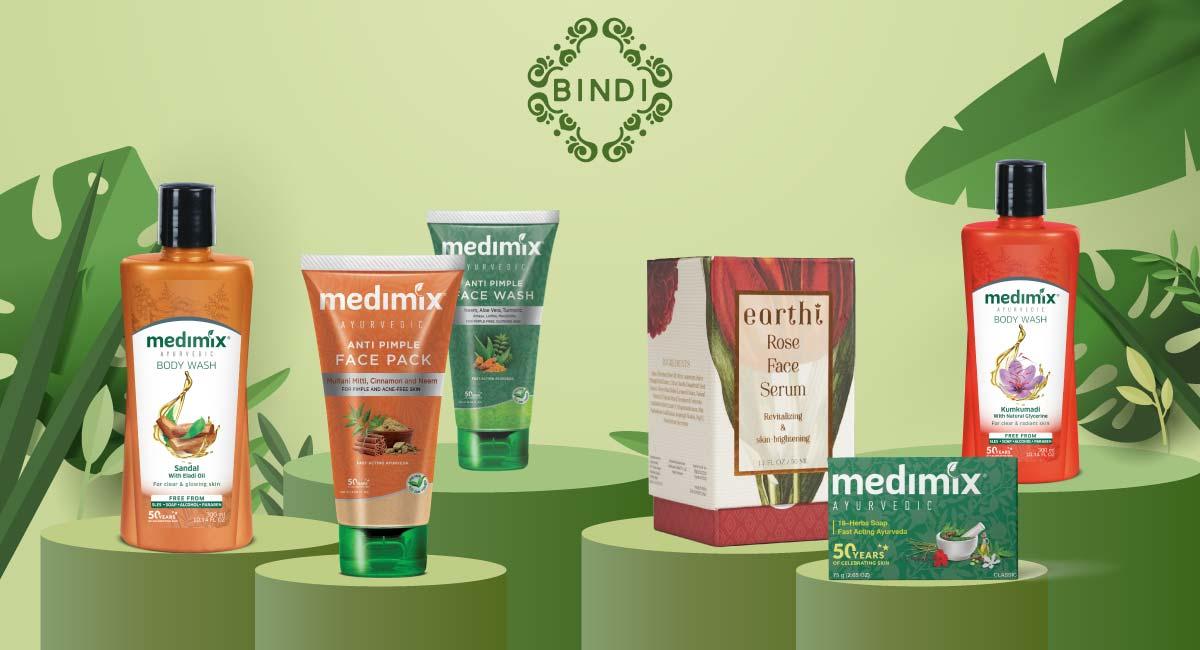 Mỹ Phẩm Ấn Độ Medimix - Shopee