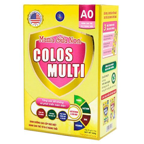 Mama Sữa Non ColosMulti - Landing Page