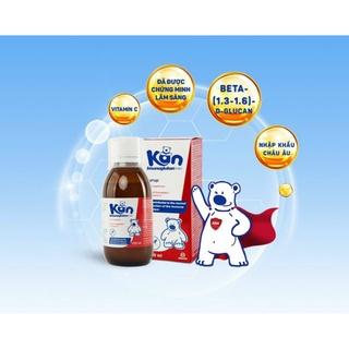 Siro Kan - Siro tăng miễn dịch cho trẻ